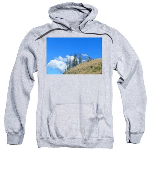 At The End Of The World Sweatshirt