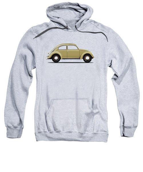 Vw Beetle 1946 Sweatshirt by Mark Rogan