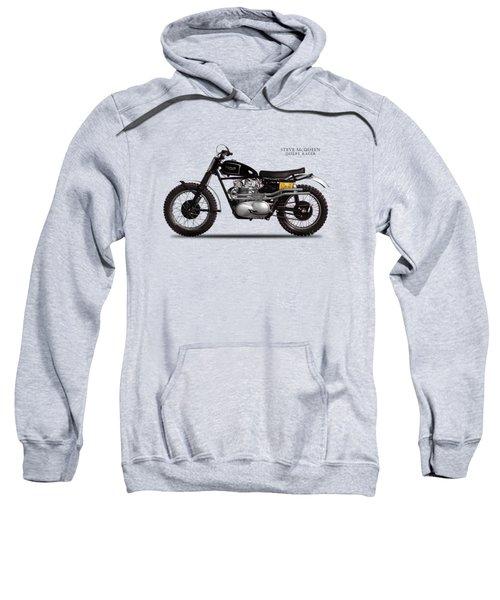 The Steve Mcqueen Desert Racer Sweatshirt