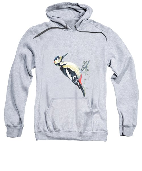 Great Spotted Woodpecker Sweatshirt