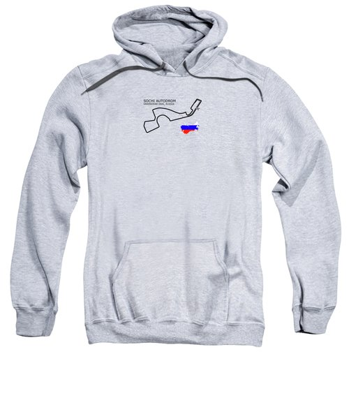 The Sochi Autodrom Sweatshirt