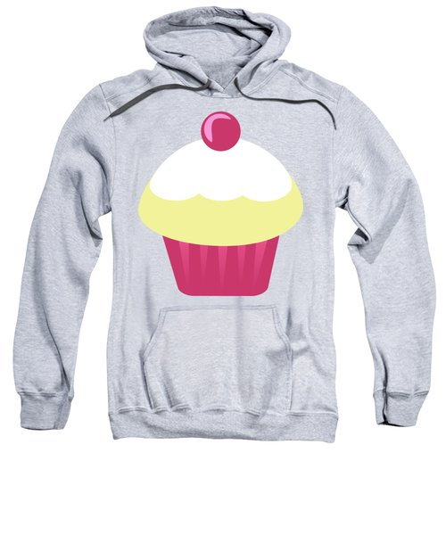 Candy Cupcake  Sweatshirt