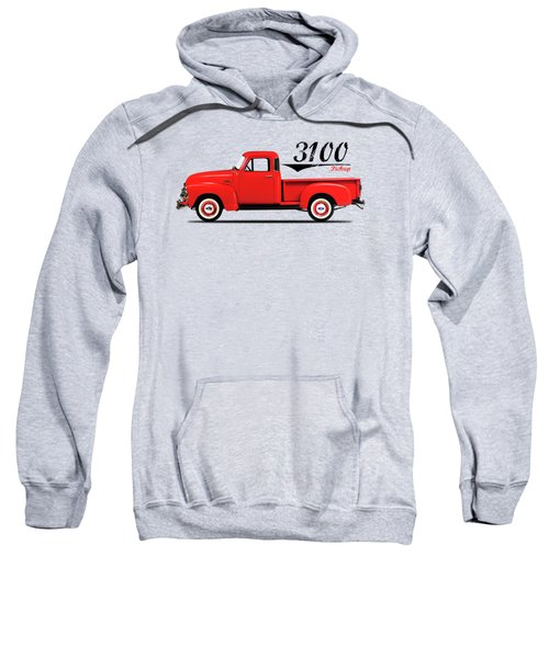 The 3100 Pickup Truck Sweatshirt