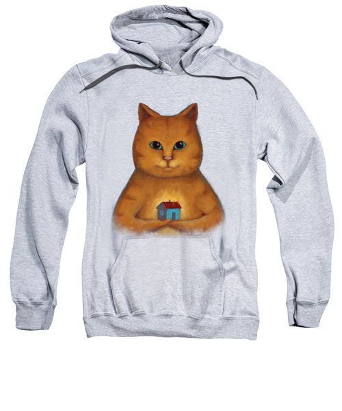 Every Cat Need A Home Sweatshirt