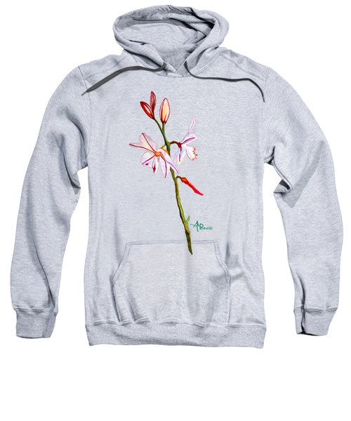 A Single Lily Sweatshirt