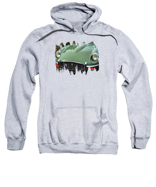 Mint Jaguar Sweatshirt