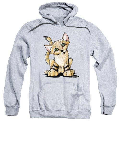 Sand Cat Sweatshirt