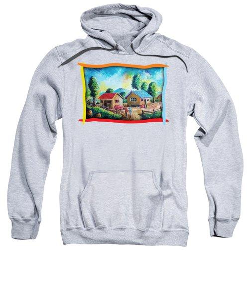 Hanging Around Sweatshirt