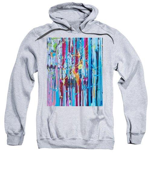 Polychromous Sweatshirt