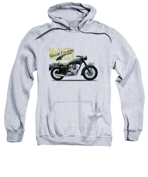 The Great Escape Motorcycle Sweatshirt