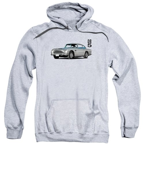 Aston Martin Db5 Sweatshirt