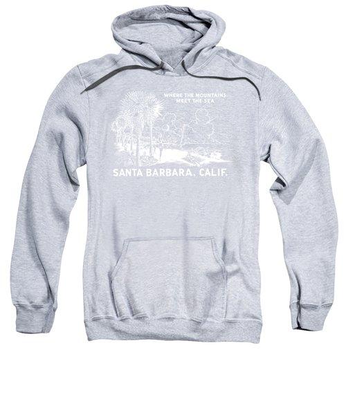Vintage Santa Barbara Sweatshirt