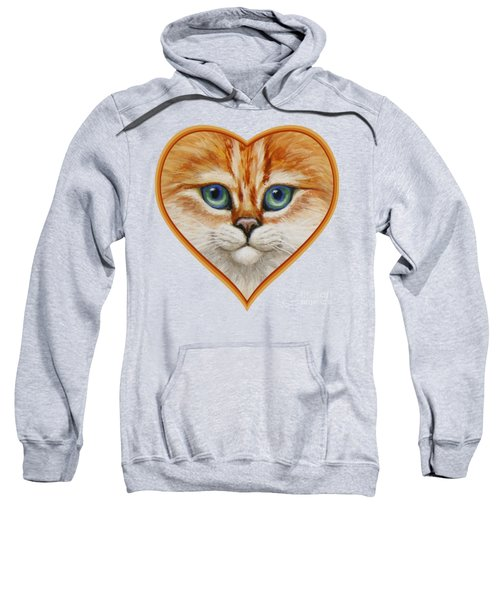 Happy Kitty Sweatshirt