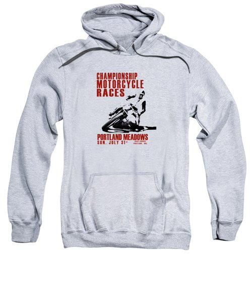 Portland Meadows Sweatshirt