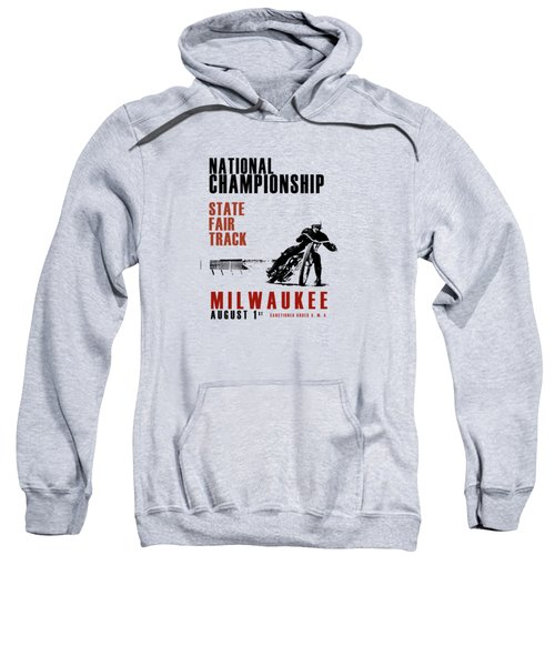 National Championship Milwaukee Sweatshirt by Mark Rogan