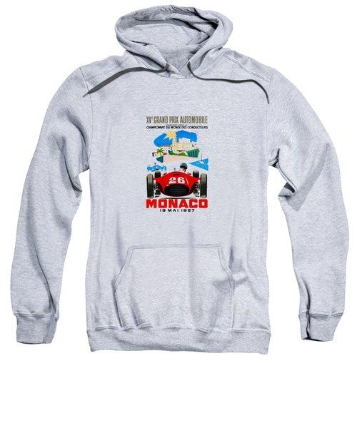Monaco 1957 Sweatshirt by Mark Rogan