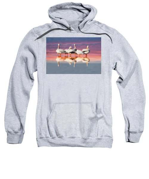 As The Sun Goes Down Sweatshirt