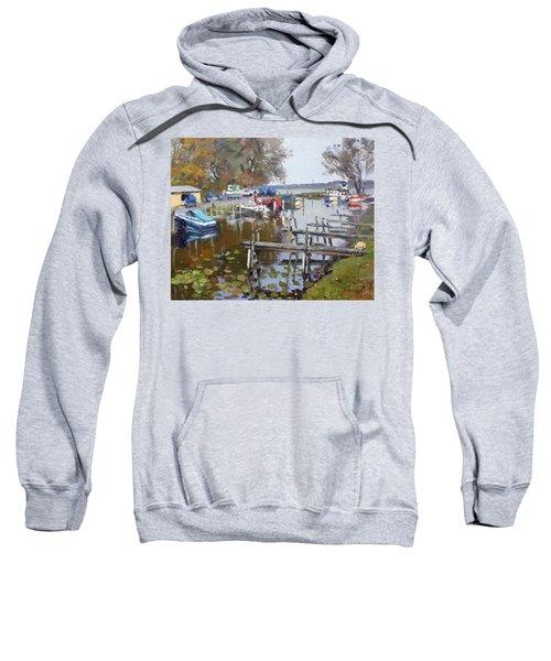 Ashville Bay Marina Sweatshirt