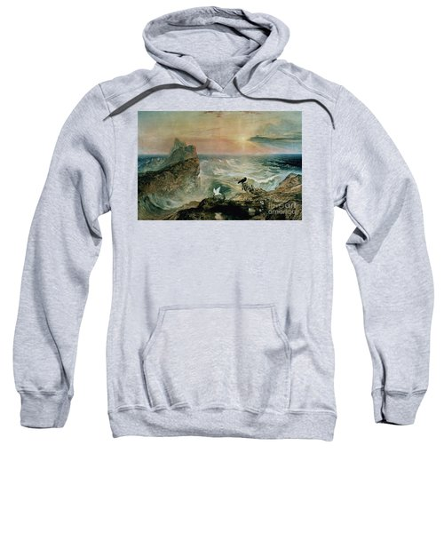 Assuaging Of The Waters Sweatshirt