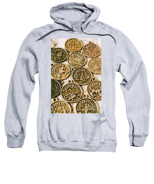 Astrology Charms Sweatshirt