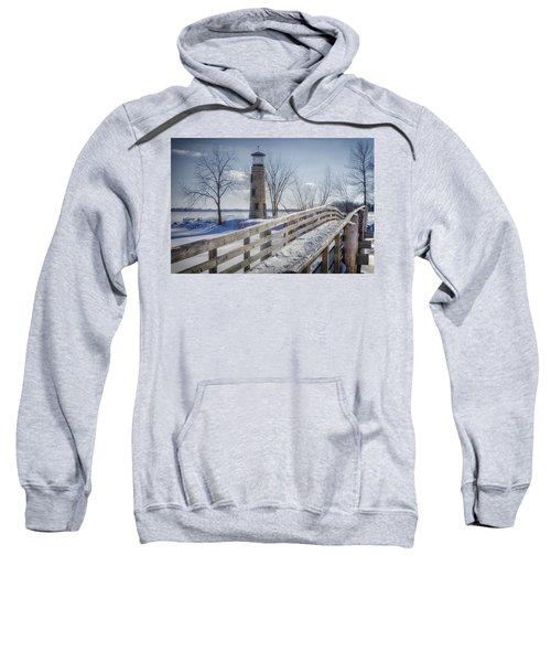 Asylum Point Lighthouse Sweatshirt