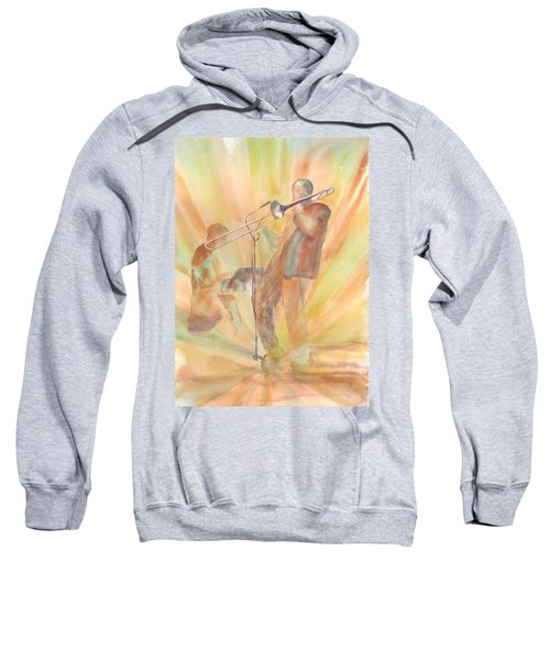 At One With The Music Sweatshirt
