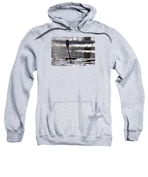 Sweatshirt featuring the photograph At Rabin Square, Tel Aviv by Dubi Roman