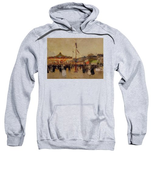 At The Fair  Sweatshirt
