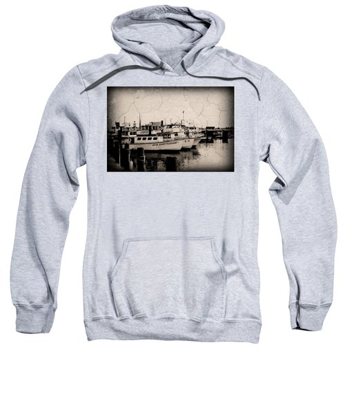 At The Marina - Jersey Shore Sweatshirt
