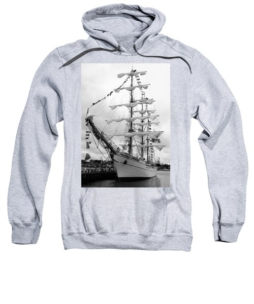 At The Pier Sweatshirt