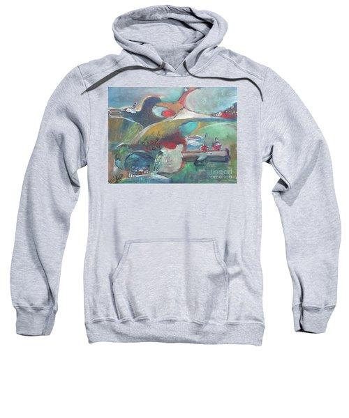 At The Sea Shore Sweatshirt