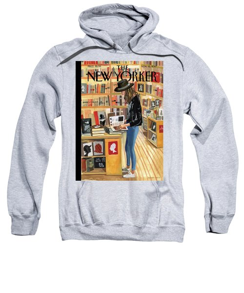At The Strand Sweatshirt