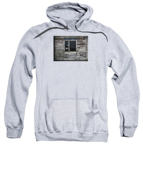 At The Window Sweatshirt by Nareeta Martin