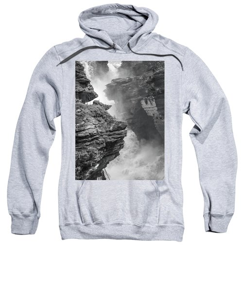 Athabasca Falls Sweatshirt