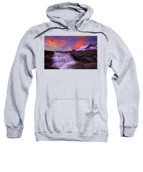 Athabasca On Fire Sweatshirt