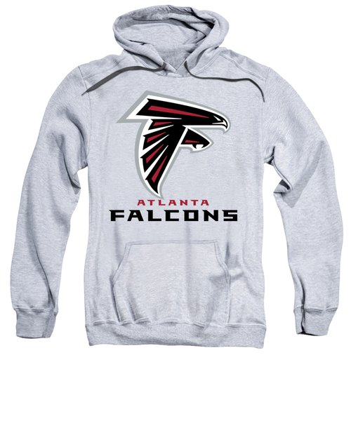 Atlanta Falcons Translucent Steel Sweatshirt