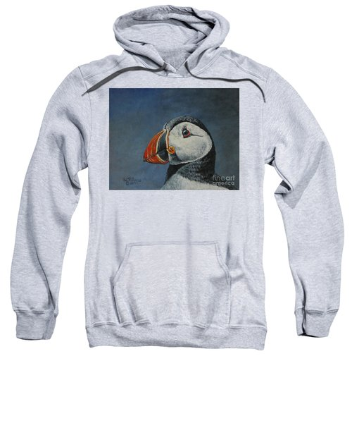 Atlantic Puffin Sweatshirt