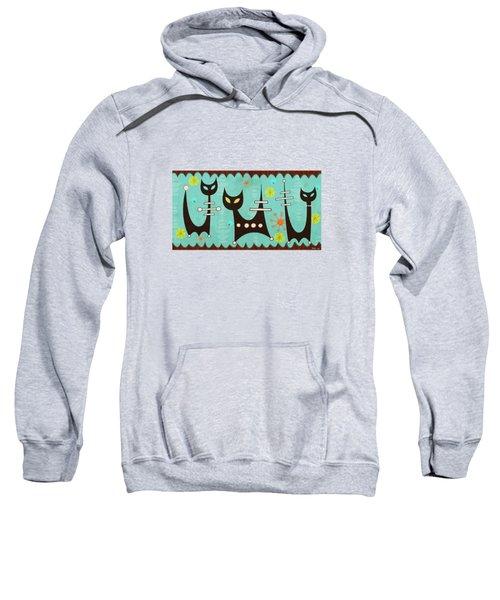 Atomic Cats Sweatshirt