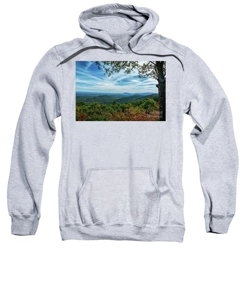 Atop The Mountain Sweatshirt