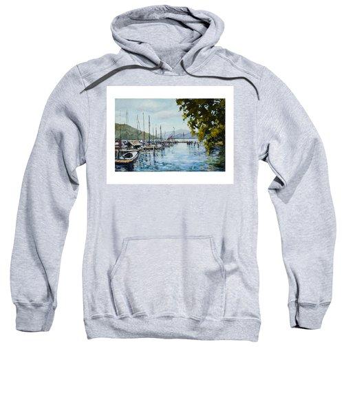 Attersee Austria Sweatshirt