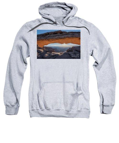 Au Naturel Arch Sweatshirt