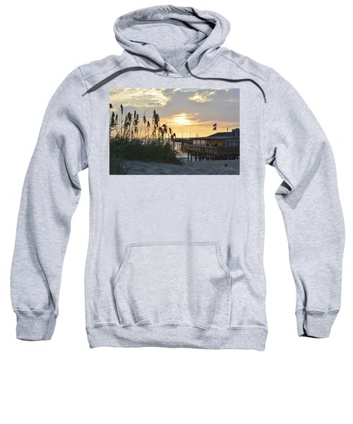 August Sunrise On The Obx  Sweatshirt