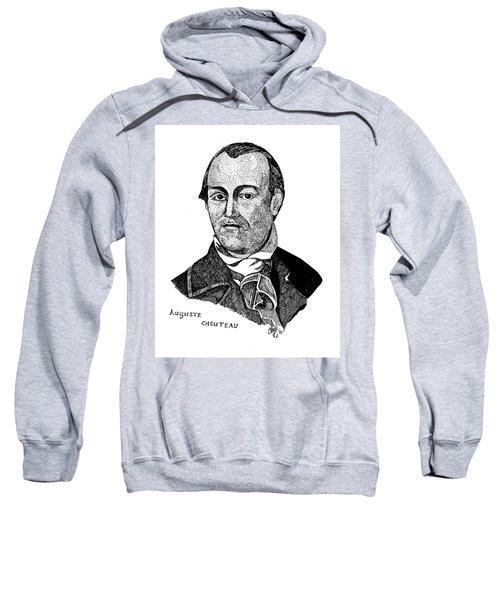 Auguste Chouteau Sweatshirt