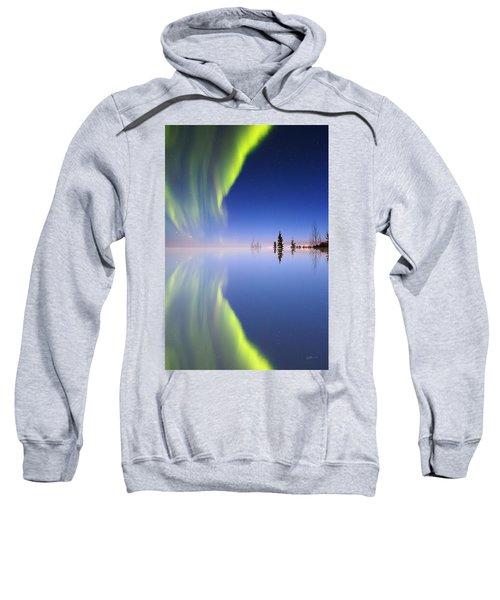 Aurora Mirrored Sweatshirt