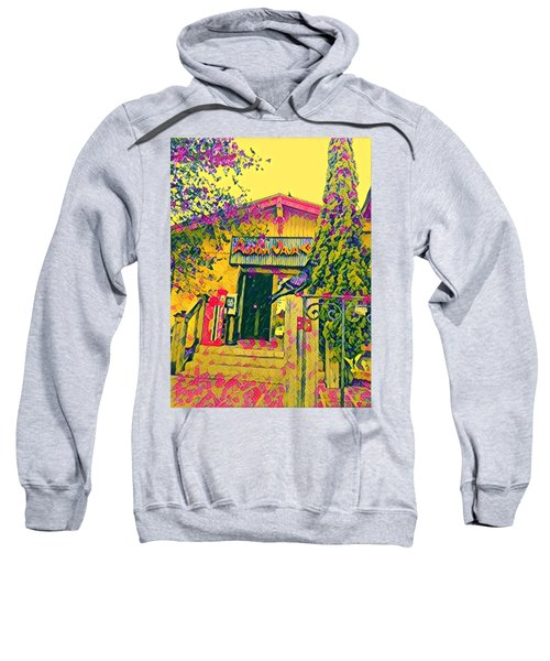 Austin Java Electric Sweatshirt