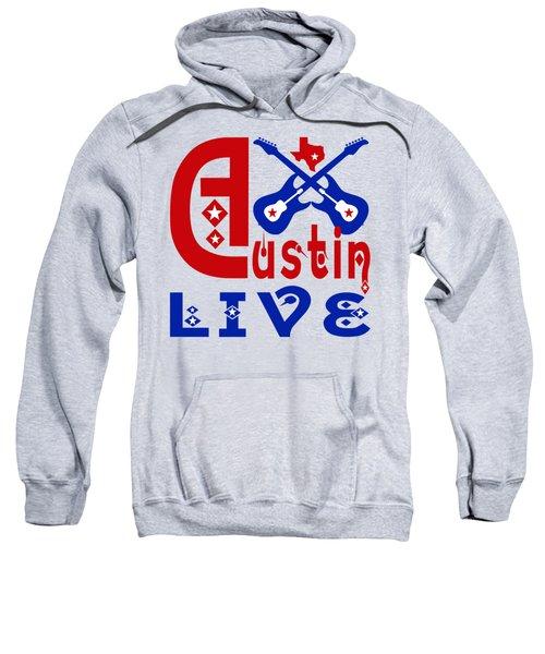 Austin Live Sweatshirt