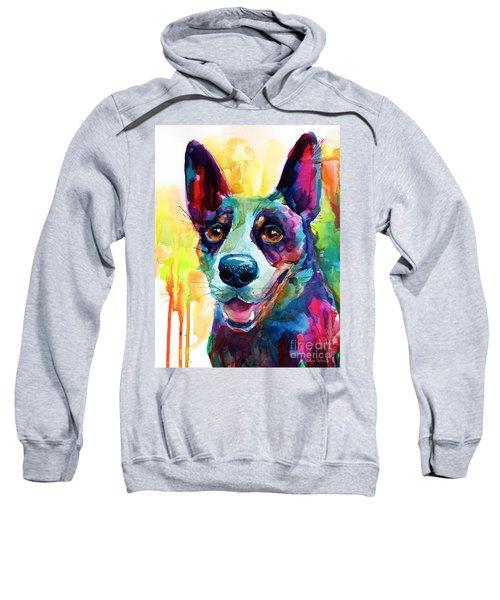 Australian Cattle Dog Heeler Sweatshirt