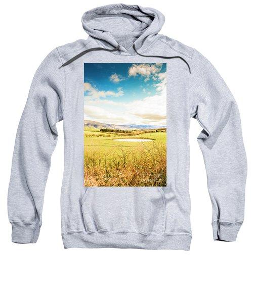 Australian Open Spaces  Sweatshirt