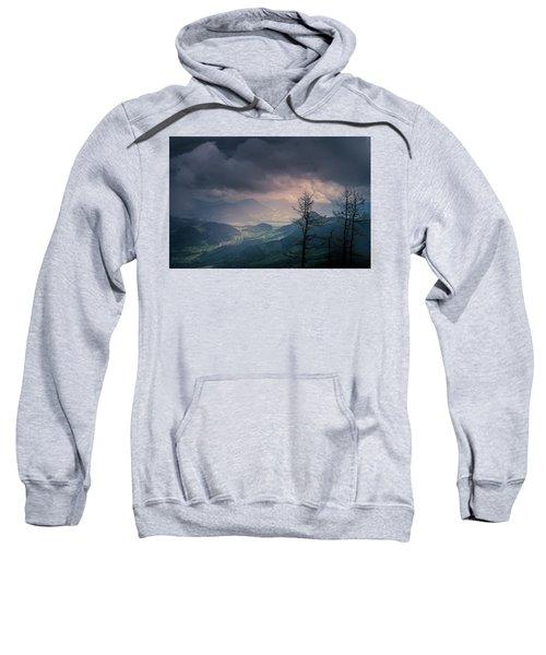 Austrian Alps Sweatshirt