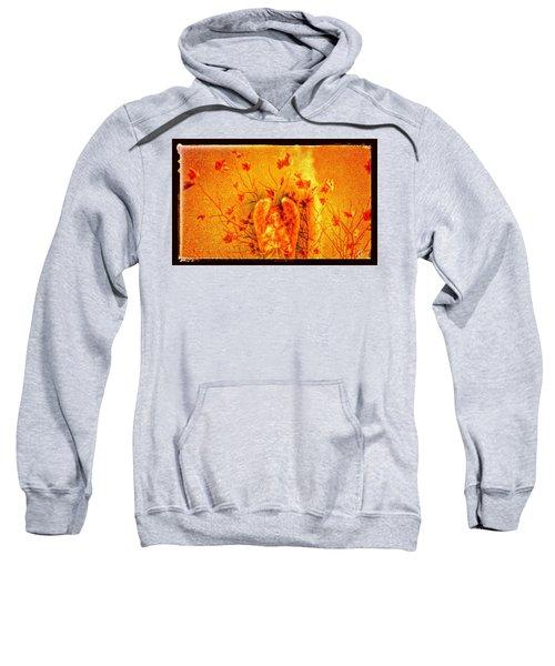 Autumn Angel Sweatshirt